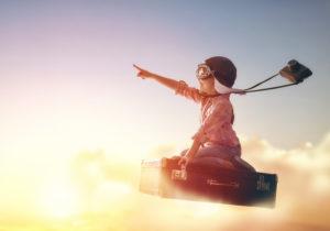 creatore di sogni: il bambino magico
