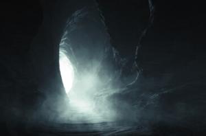 uscire dalla grotta